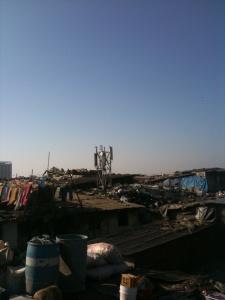 Slums Roof