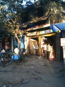 Slums Street